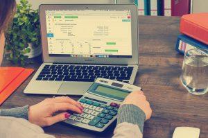 Begroting 2020 liquiditeit rijschool